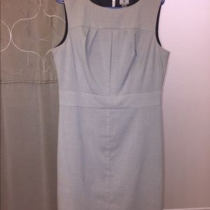 Beautiful tailored dress with pin tick detail